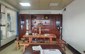 钢多多钢材有限公司宽敞办公室