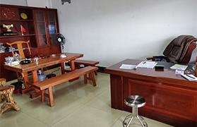 钢多多钢材有限公司洁净办公室