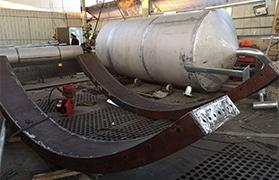 钢多多钢材有限公司安全厂房