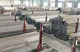 钢多多钢材有限公司专业厂房